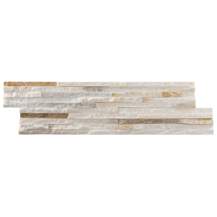 "Mini Tuscany Slate Quartzite Ledger Stone Split Face / 6"" x 22"" - DW TILE & STONE - Atlanta Marble Natural Stone Wholesale Stone Supplier"