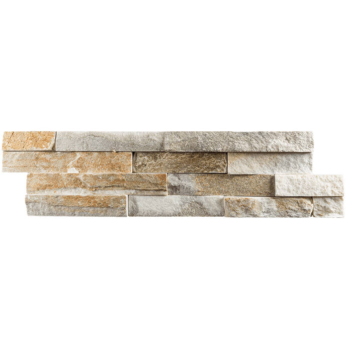 "Large Tuscany Slate Quartzite Corner Split Face / 6"" x 22"" - DW TILE & STONE - Atlanta Marble Natural Stone Wholesale Stone Supplier"