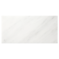 "Bianco Bello Marble Premium Floor and Wall Tile Honed / 12"" x 24"" - DW TILE & STONE - Atlanta Marble Natural Stone Wholesale Stone Supplier"