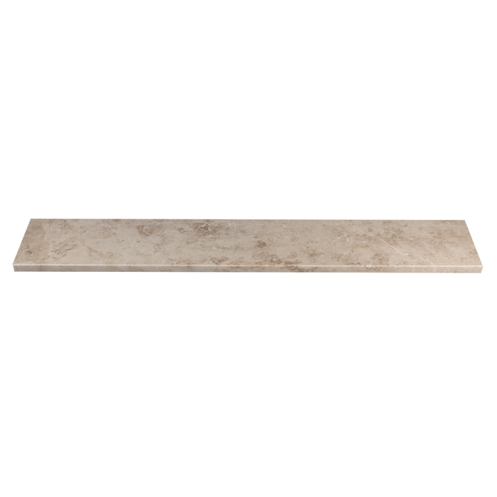 "Cappuccino Marble Window Sill Honed / 56"" x 6"" x 3/4"" - DW TILE & STONE - Atlanta Marble Natural Stone Wholesale Stone Supplier"
