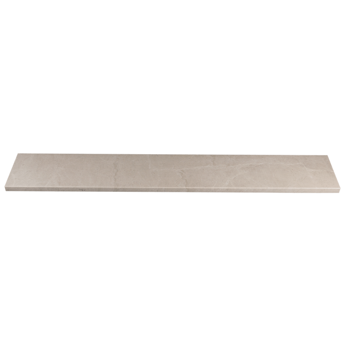 "Crema Nova Marble Window Sill Honed / 56"" x 6"" x 3/4"" - DW TILE & STONE - Atlanta Marble Natural Stone Wholesale Stone Supplier"