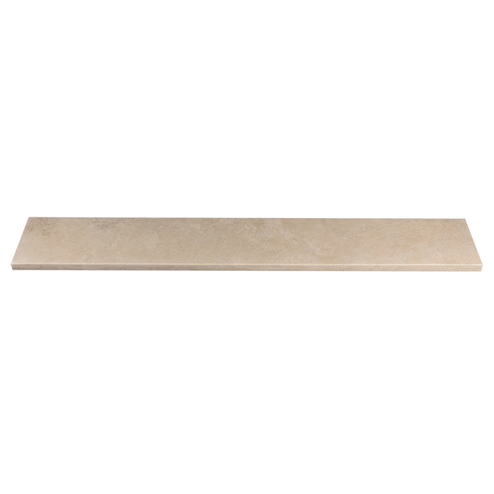 "Ivory Travertine Window Sill - Honed Honed / 36"" x 6"" x 3/4"" - DW TILE & STONE - Atlanta Marble Natural Stone Wholesale Stone Supplier"