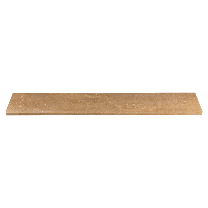 "Noche Travertine Window Sill - Honed Honed / 36"" x 6"" x 3/4"" - DW TILE & STONE - Atlanta Marble Natural Stone Wholesale Stone Supplier"