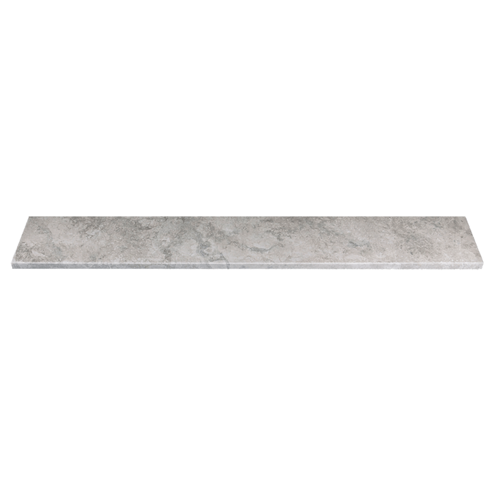 "Silver Shadow Marble Window Sill Honed / 56"" x 6"" x 3/4"" - DW TILE & STONE - Atlanta Marble Natural Stone Wholesale Stone Supplier"