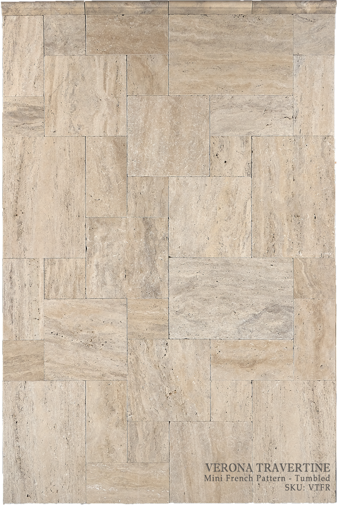 Verona Travertine Floor and Wall Tiles  - DW TILE & STONE - Atlanta Marble Natural Stone Wholesale Stone Supplier