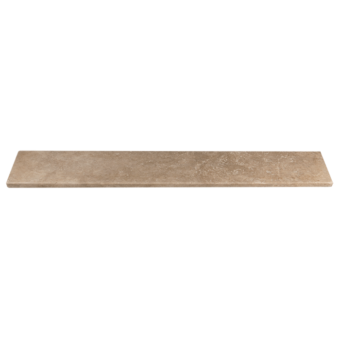 "Walnut Travertine Window Sill - Honed Honed / 36"" x 6"" x 3/4"" - DW TILE & STONE - Atlanta Marble Natural Stone Wholesale Stone Supplier"