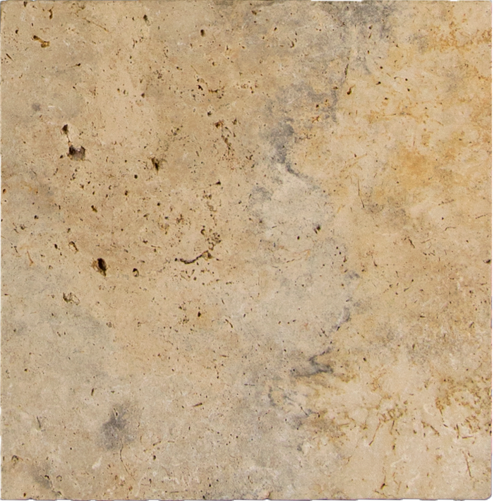 "Autumn Leaves Travertine Floor and Wall Tiles Tumbled / 12"" x 12"" - DW TILE & STONE - Atlanta Marble Natural Stone Wholesale Stone Supplier"