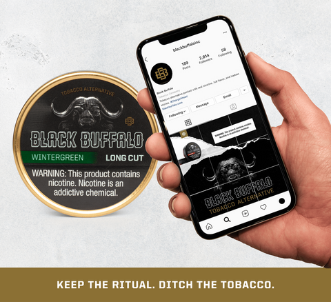 Why Black Buffalo is the Best Tobacco Alternative