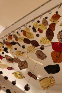 Autumn Leaf Strand, 59""