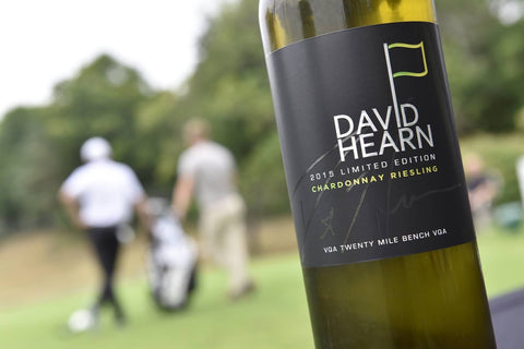 David Hearn Rockway Vineyards Wine