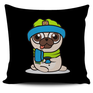 Animated Fun Pug Pillow Covers (FLASH OFFER) - Trendy Staples