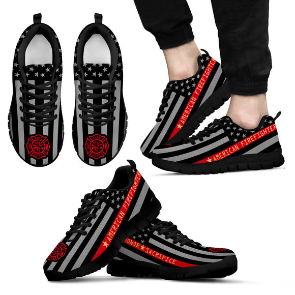 Firefighter Sneakers Men's Sneakers - Trendy Staples