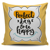 Sunshine Motivational Quotes Pillow Covers - Trendy Staples