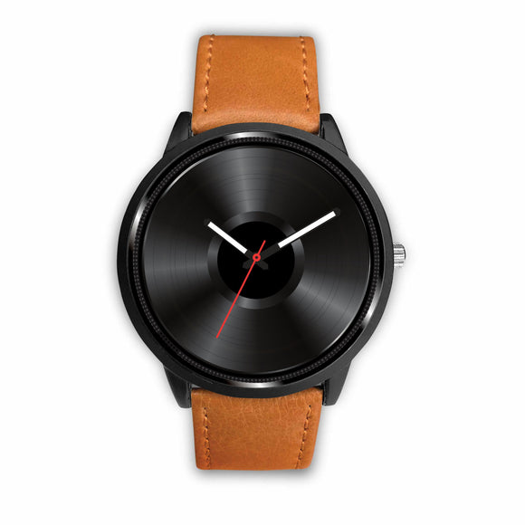 Vinyl Unlabelled Series Watch - Trendy Staples