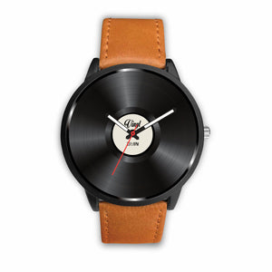 Vinyl 33½ RPM Series Watch - Trendy Staples