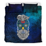 Calavera Hipster Series Bedding (3 Sizes + 4 Variants) - Trendy Staples