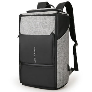 "Mark Ryden Adventure Series High Capacity Backpack / Travel Bag Fit for 17.3"" Laptop USB Recharging Port - Trendy Staples"