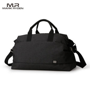 Mark Ryden Large Capacity Water-Resistant Travel Duffel Bag / Luggage Bag - Trendy Staples