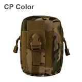 Camping Camouflaged Hip / Waist Pouch Bag - Trendy Staples