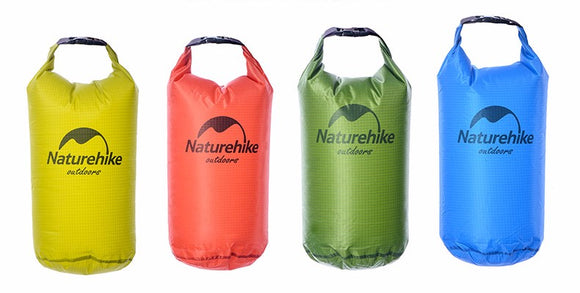 NatureHike 10L/20L/30L Ultralight Waterproof Bag - Trendy Staples