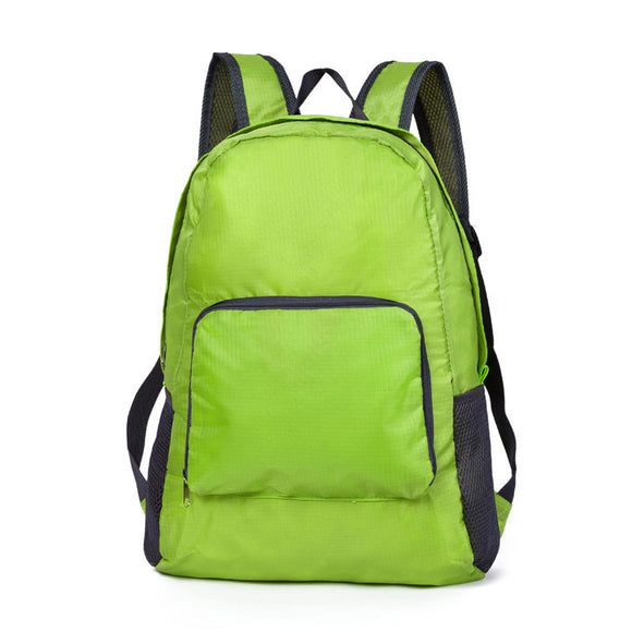 Ultra Light Waterproof Nylon Backpack (4 Colors) - Trendy Staples