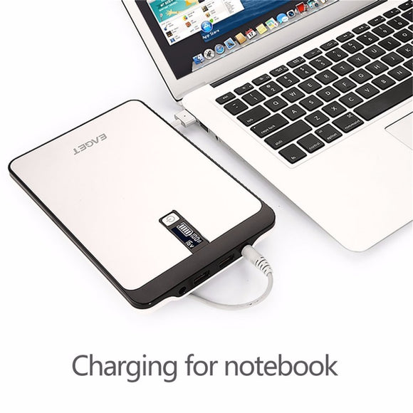 Portable Power Backup Battery Bank Power Bank 32000mAh For Laptops Tablets & Mobiles - Trendy Staples