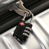 Travel Alloy Padlock Set Your Own Combination TSA Acceptable Luggage Lock - Trendy Staples