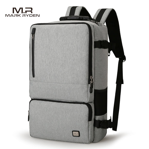 Mark Ryden Zen Series High Capacity Water-Resistant Anti-theft Backpack / Briefcase Fit for 17