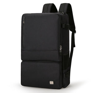 "Mark Ryden Zen Series High Capacity Water-Resistant Anti-theft Backpack / Briefcase Fit for 17"" Laptop - Trendy Staples"