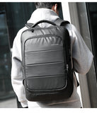 "Mark Ryden Lux Series Water-Resistant 15.6"" Laptop Backpack with USB Charging Port - Trendy Staples"