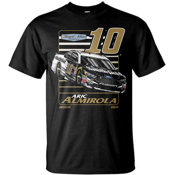 "Aric Almirola ""Stacked"" T-Shirt"