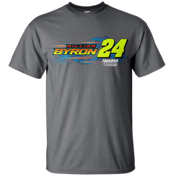 "William Byron ""Flames"" T-Shirt"