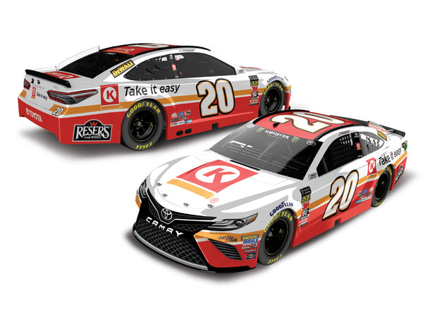(Pre-Order) 2018 Erik Jones Circle K 1/24 Die-cast