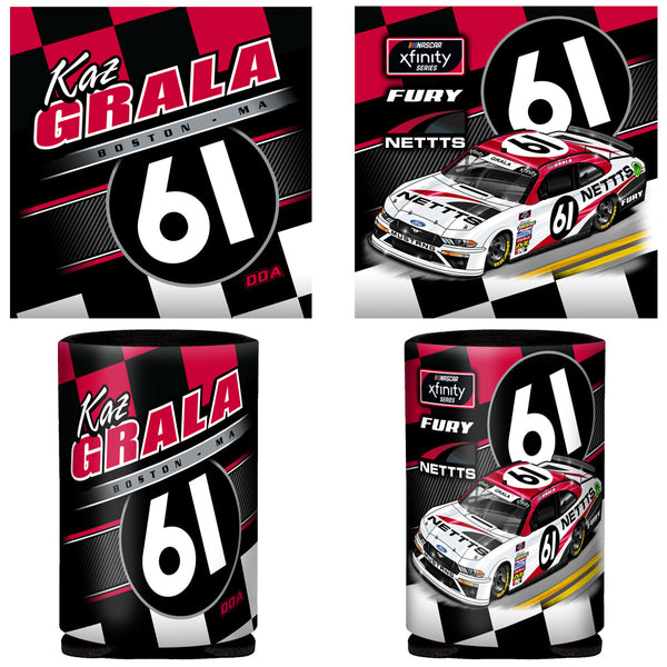"Kaz Grala ""Streamline""  Can Coozie"