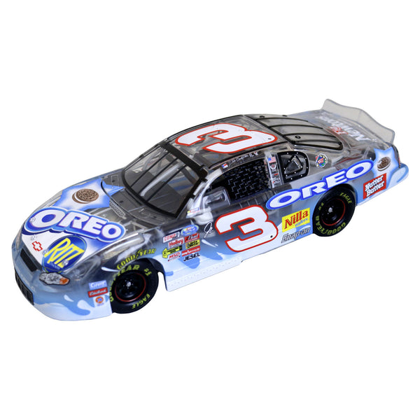 "Dale Earnhardt Jr. 2002 ""Clear Oreo"" Die Cast"