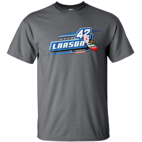"Kyle Larson ""Charging Forward"" T-Shirt"