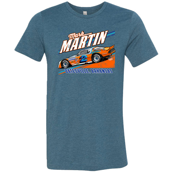 "Mark Martin ""Retro Deuce"" T-Shirt"