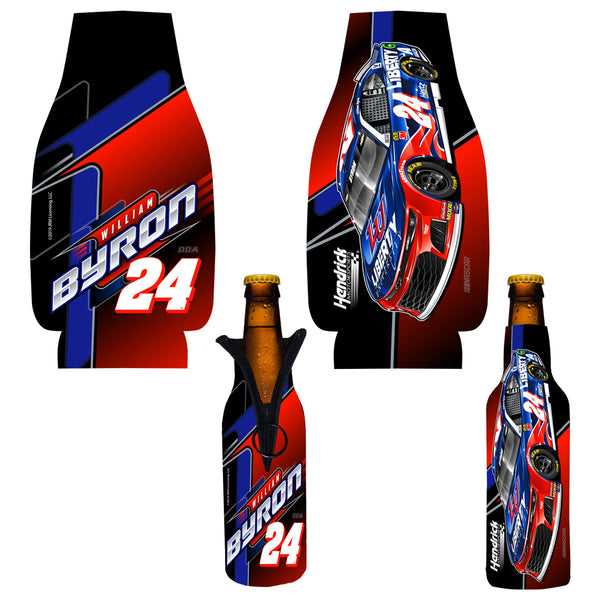 "William Byron ""Liberty"" Bottle Coozie"