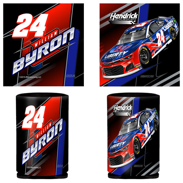"William Byron ""Liberty"" Can Coozie"