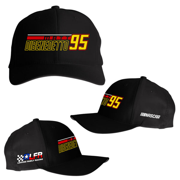 "Matt DiBenedetto ""95LFR"" Flexfit Hat"