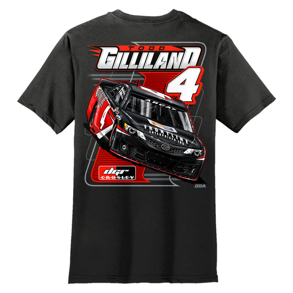 "Todd Gilliland ""Going to the Front"" T-Shirt"