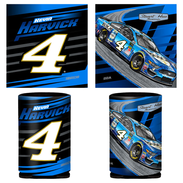 "Kevin Harvick ""Refreshing and Cold"" Can Coozie"