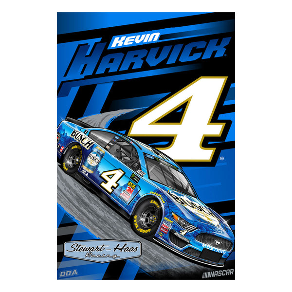 "Kevin Harvick ""Refreshing and Cold"" Poster"