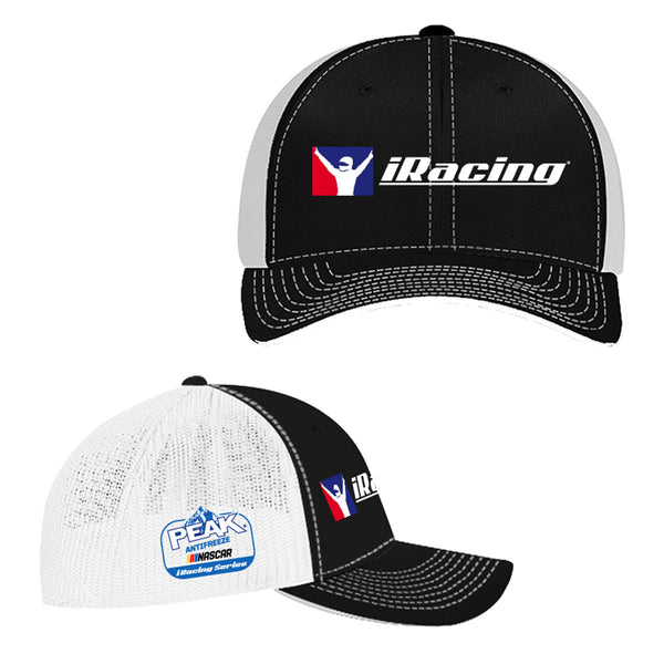 "iRacing ""Peak Antifreeze Series"" Mesh Hat"