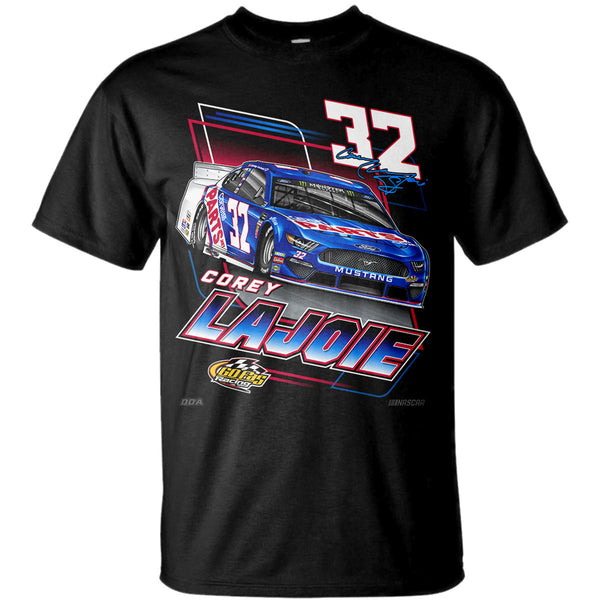 "Corey LaJoie ""DJ Throwback"" T-Shirt"