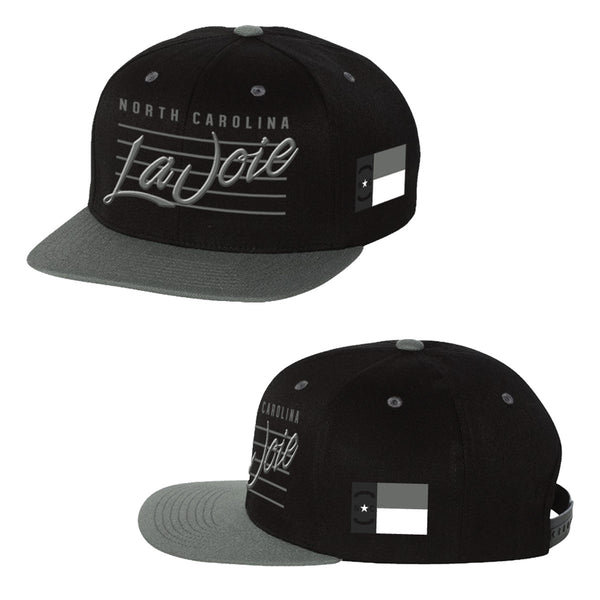 "Corey LaJoie ""North Carolina"" Snapback Hat"
