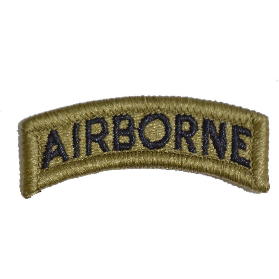 Tactical Gear Junkie Insignia Airborne Tab Patch - OCP/Scorpion