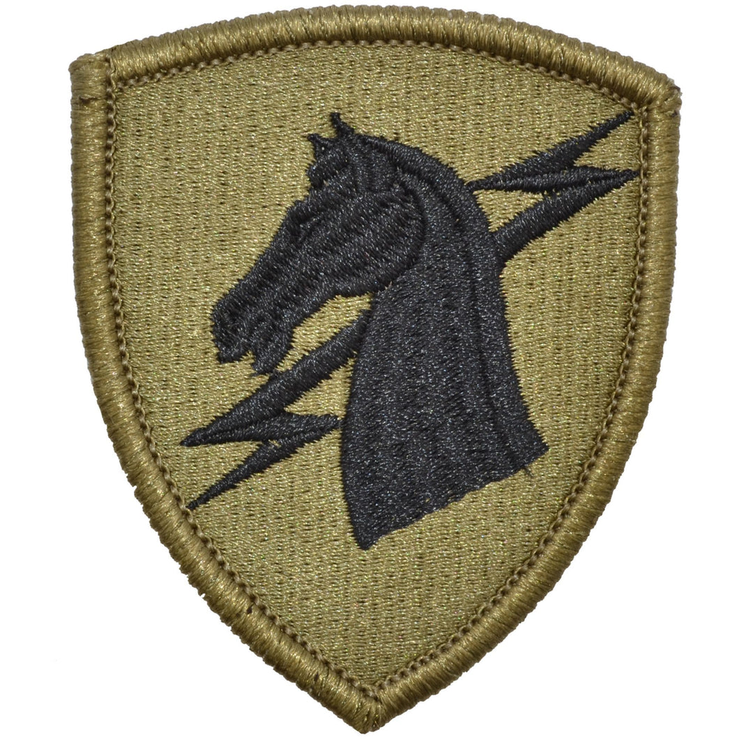 Tactical Gear Junkie Insignia 1st Special Operations Command Patch - OCP/Scorpion