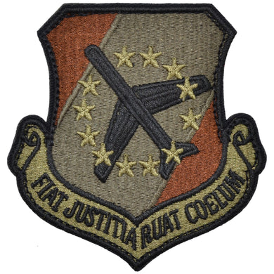 Tactical Gear Junkie Insignia 447th Air Expeditionary Group Patch - USAF OCP/Scorpion
