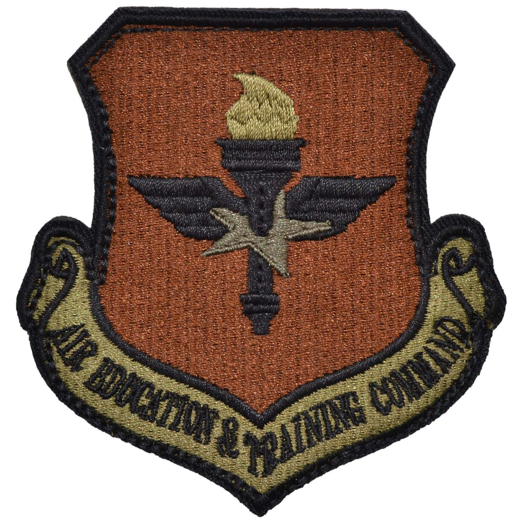 Tactical Gear Junkie Insignia Air Education & Training Command Patch  - USAF OCP/Scorpion